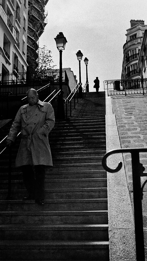 Steps_Paris, France 1991