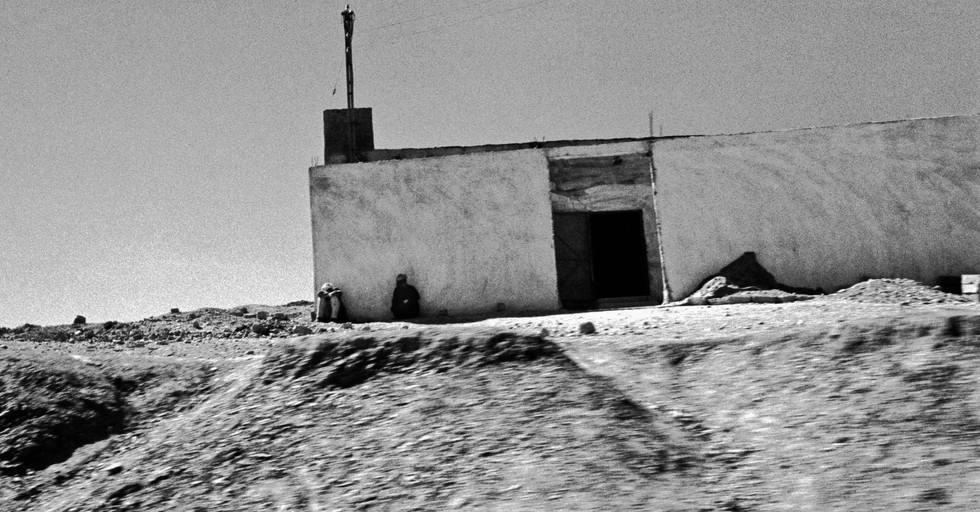 Near Tangier, Morocco 1986