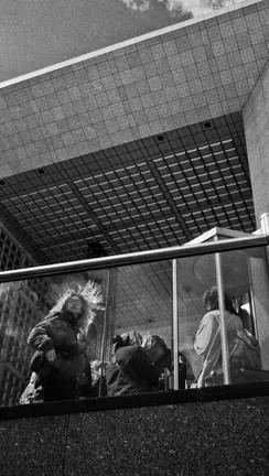 La Grande Arche de la Défense_Paris, France 1991