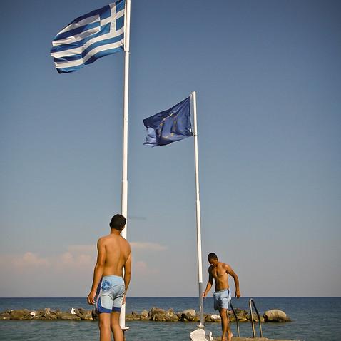 Corfu, Greece 2010