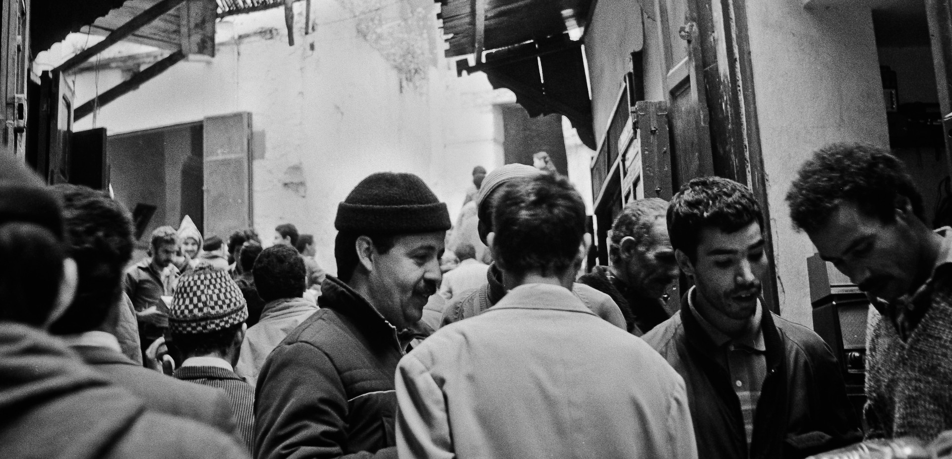 Istanbul, Turkey 1987