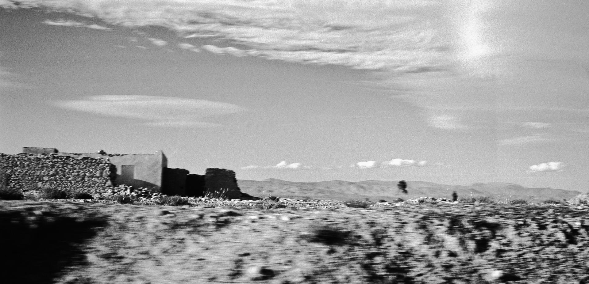 Near Tangier, Morocco 1984