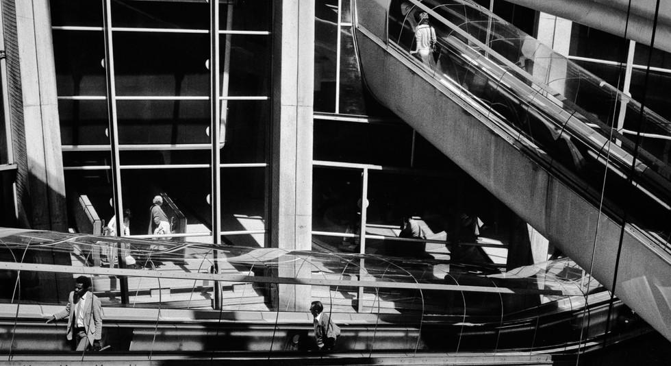 Airport Charles De Gaulle_Paris, France 1984