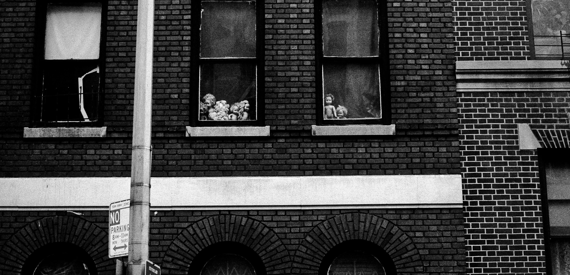 Manhatten_New York City, USA 1982