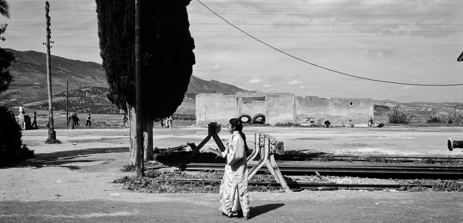 Station_Northern Morocco 1986