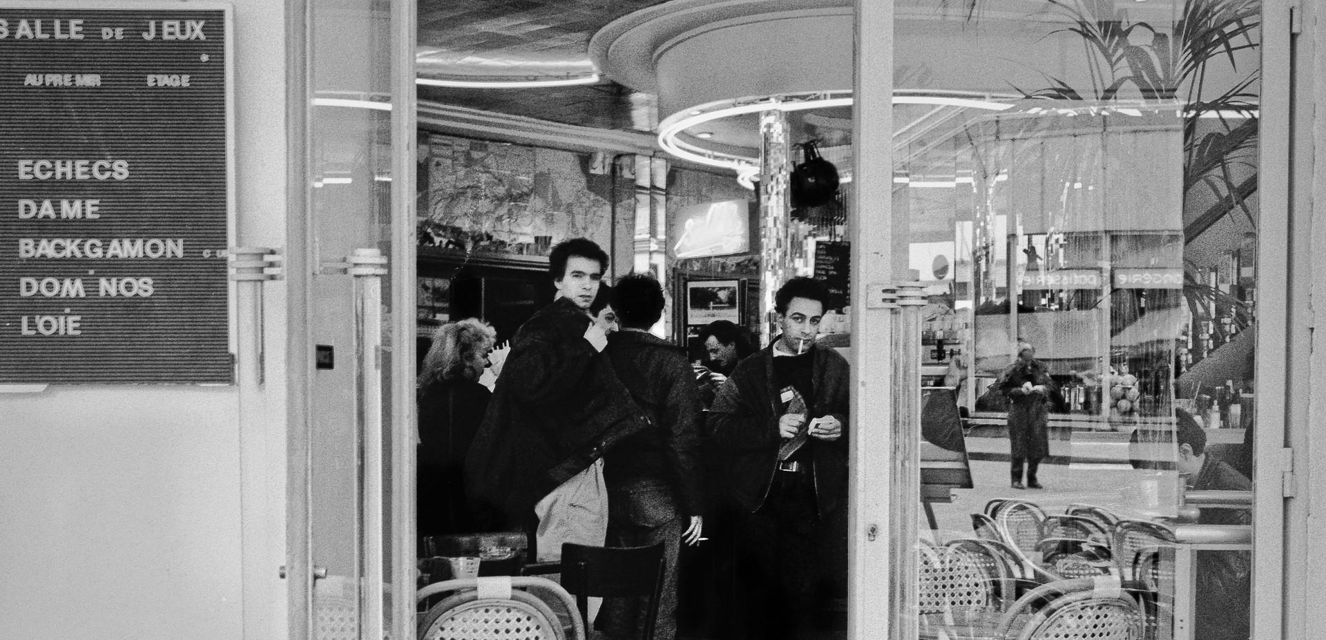 Paris, France 1989
