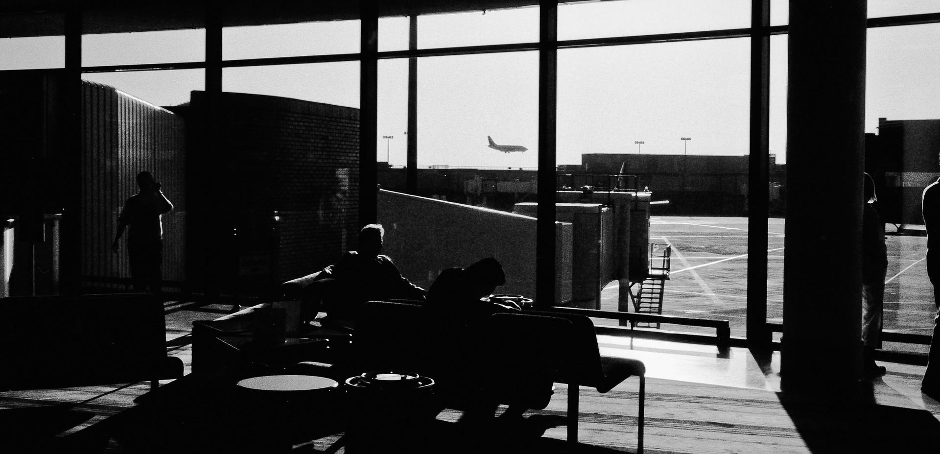Gatwick Airport, England 1981