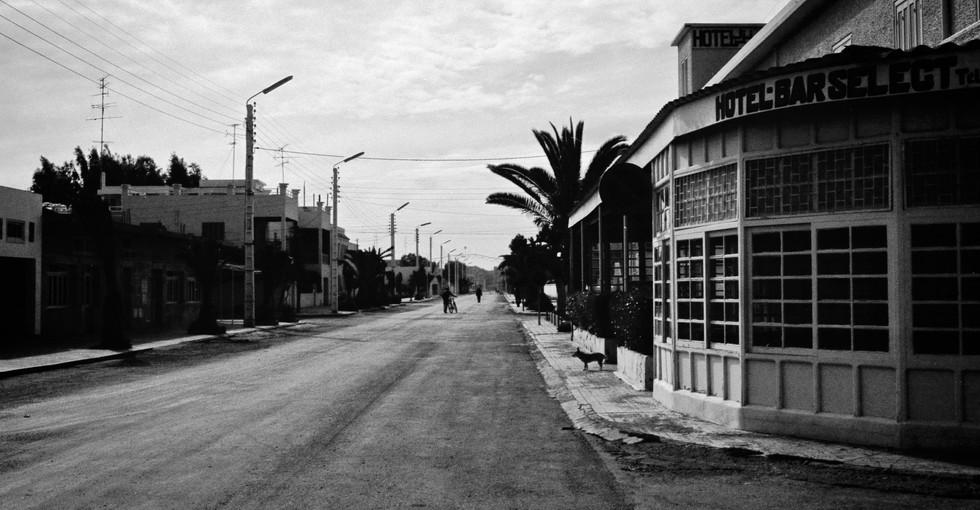 Saidia, Morocco 1986