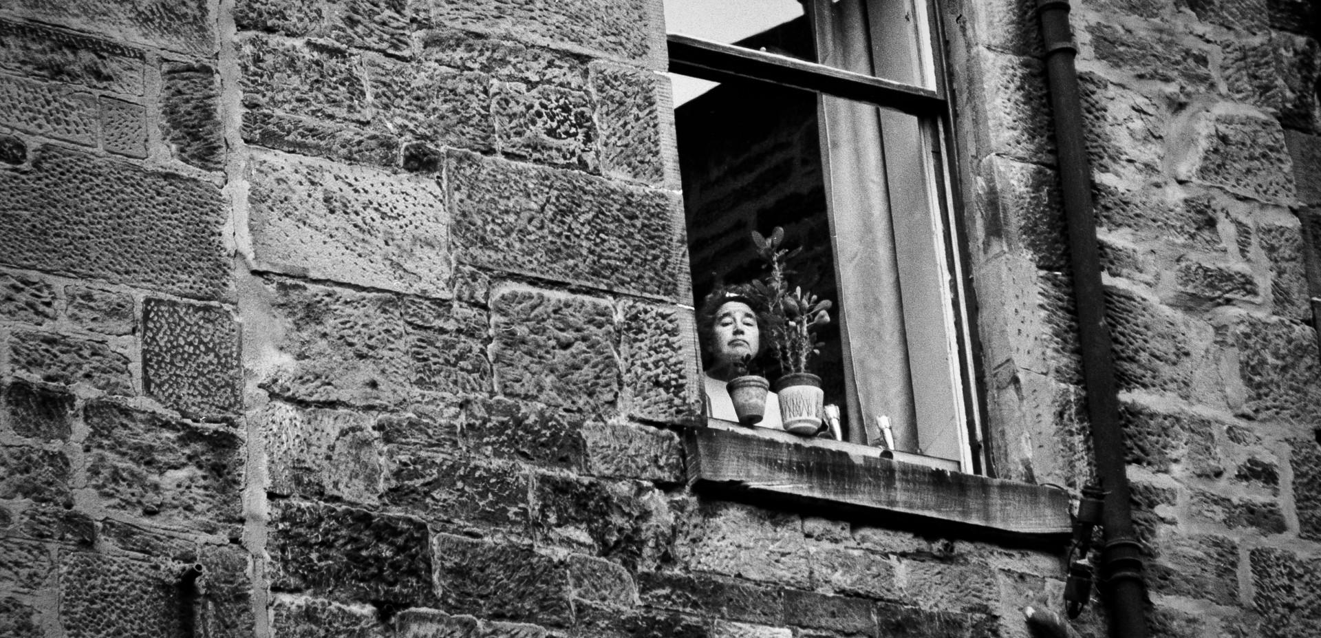 West End_Glasgow, Scotland 1976