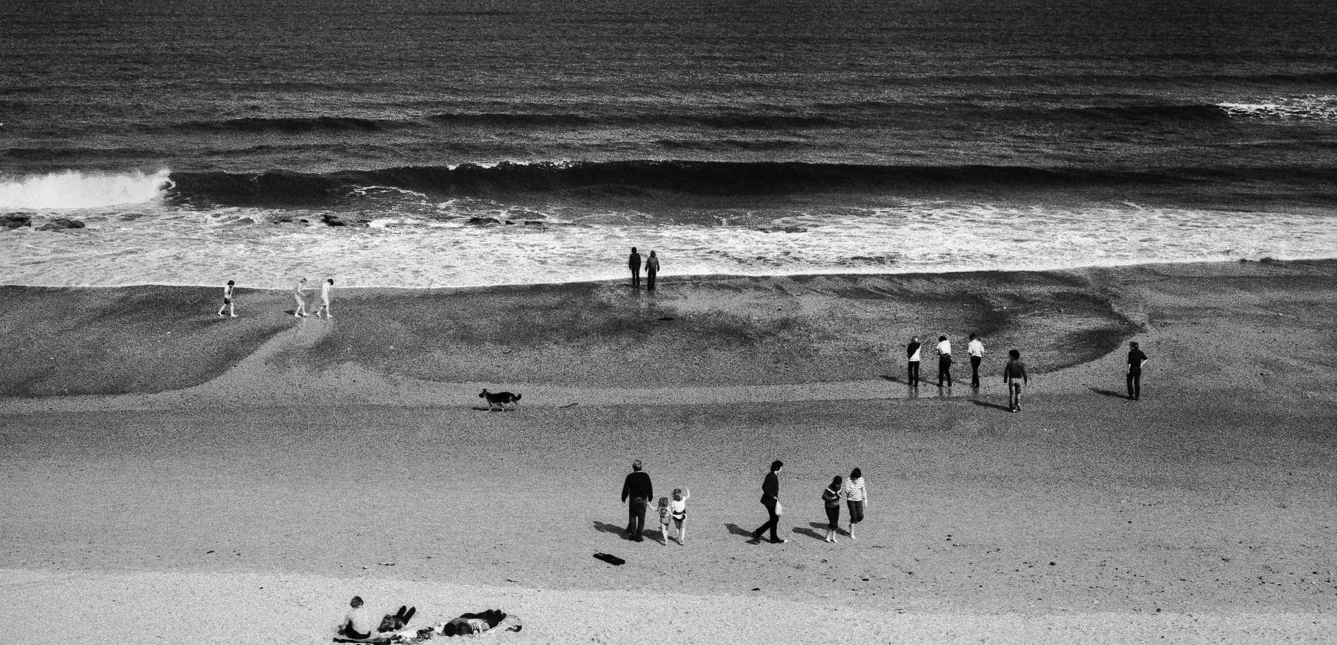 Whitley Bay, England 1982