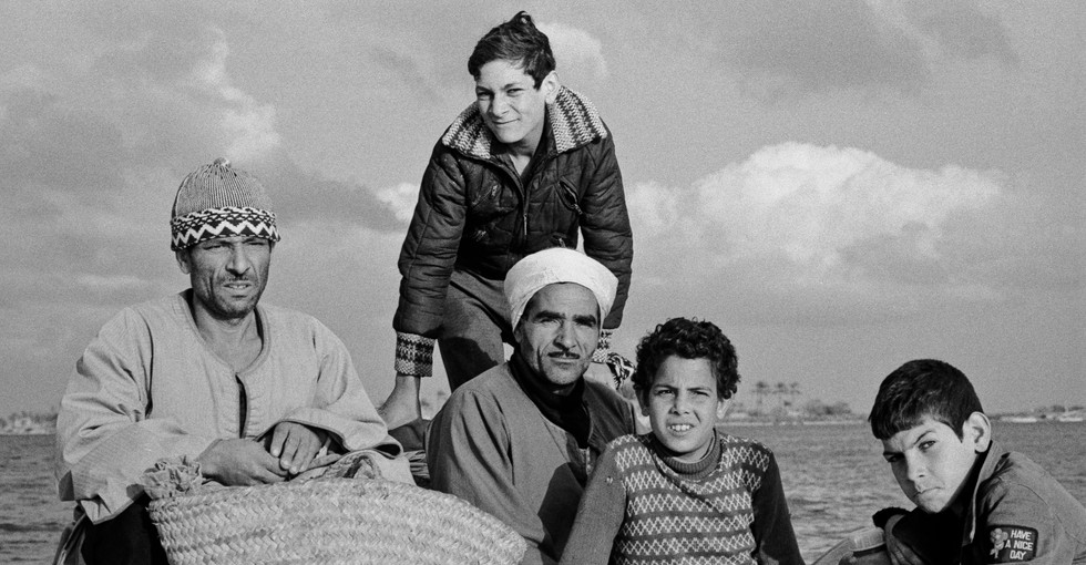 The Nile_Rashid, Egypt 1980