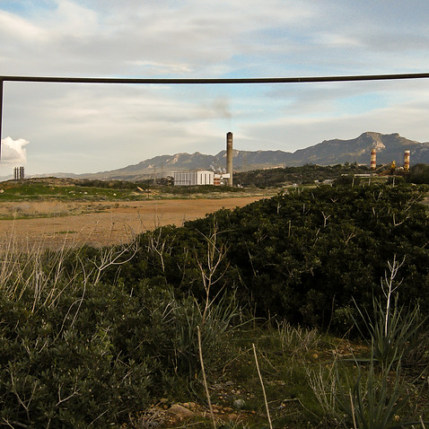 Power Station_Northern Cyprus 2009
