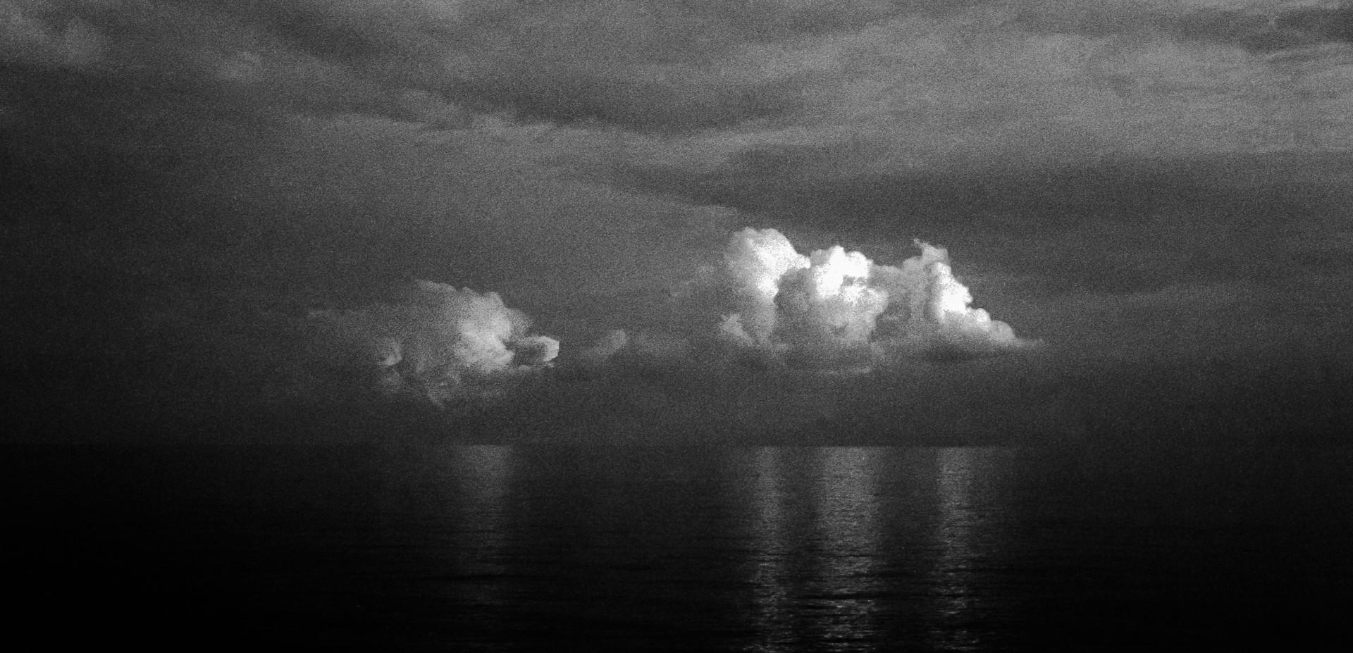 Clouds_Hastings, England 1985