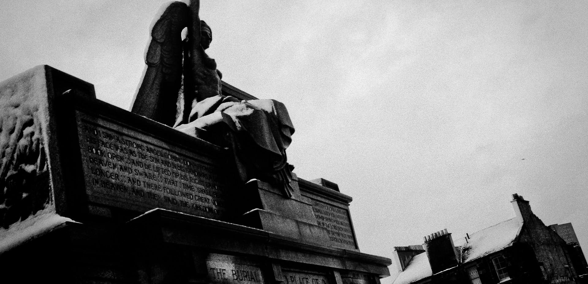 Necropolis_Glasgow, Scotland 1978