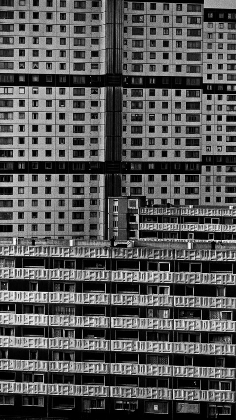 Gorbals_Glasgow, Scotland 1978
