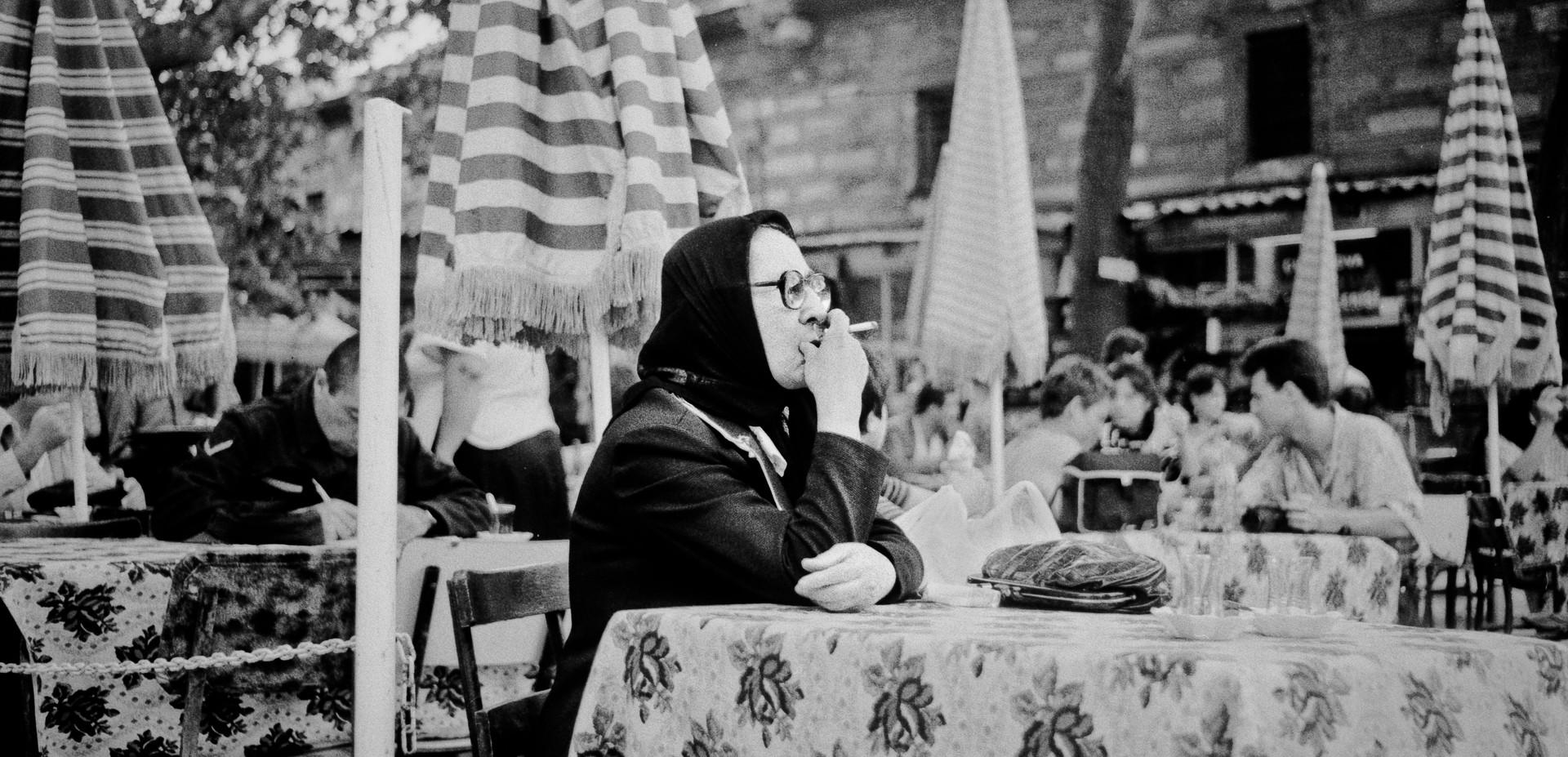 Istanbul, Turkey 1986