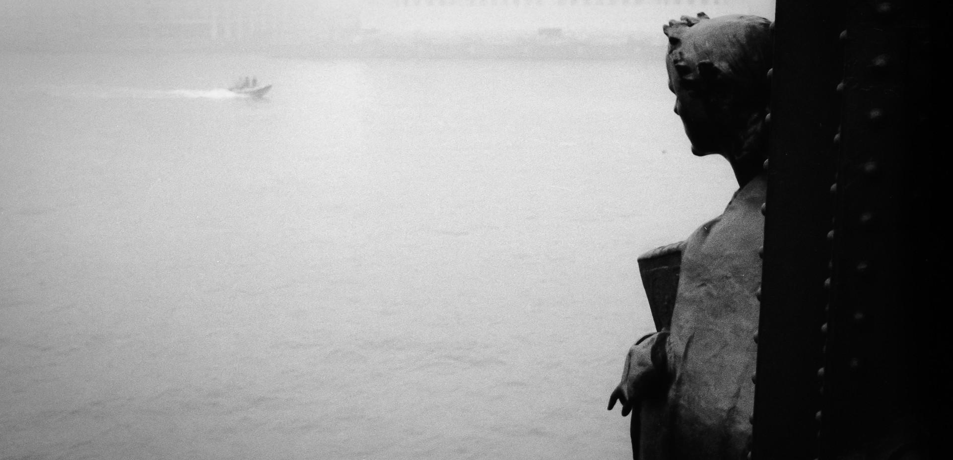 Garonne River_Toulouse, France 1992