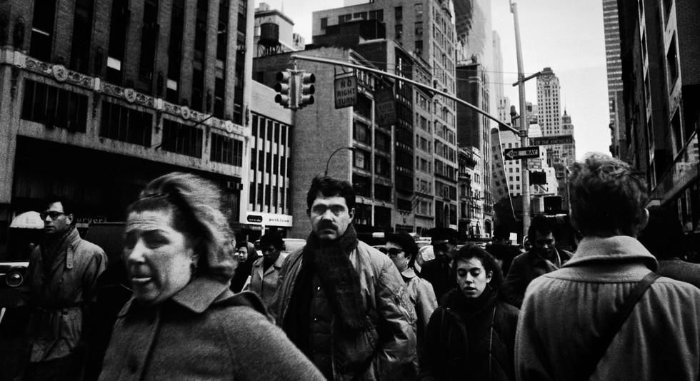 Manhattan, New York City, USA 1982