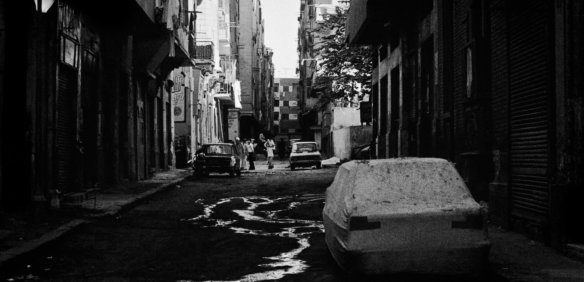 Cairo, Egypt 1980
