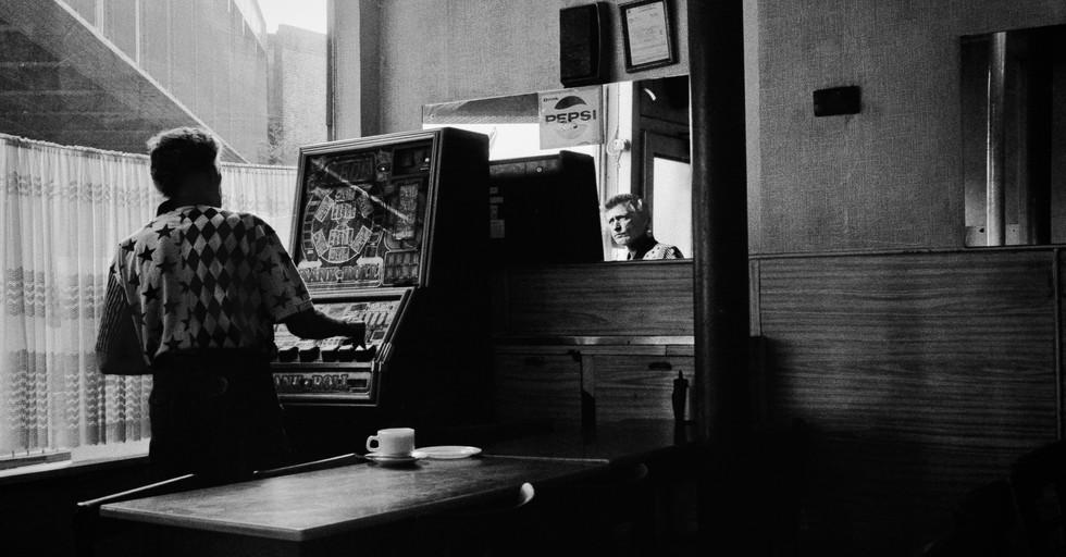 London, England 1991