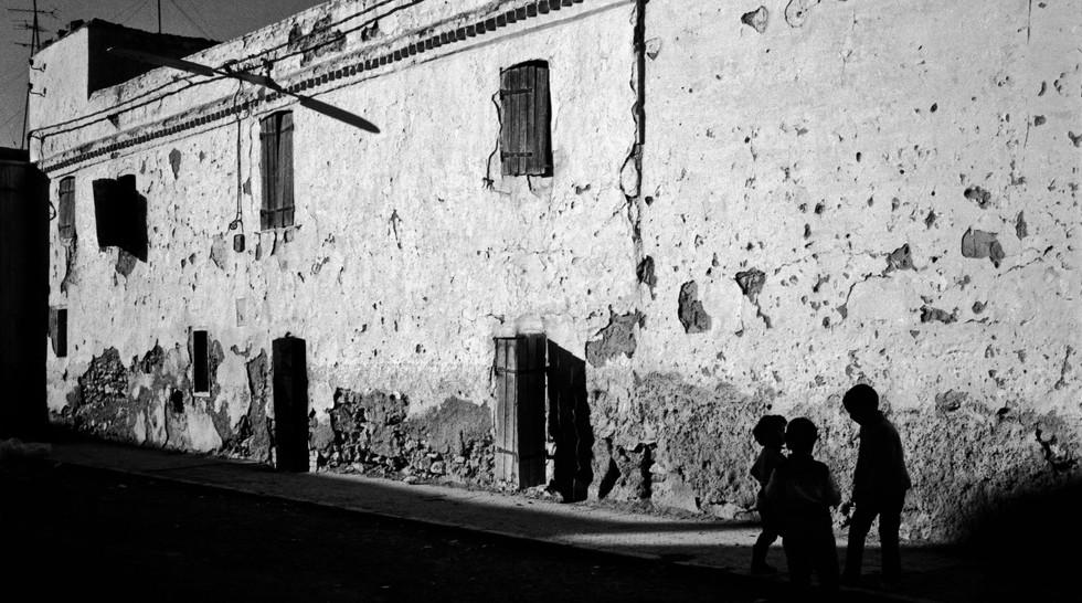 Bouarfa, Morocco 1986