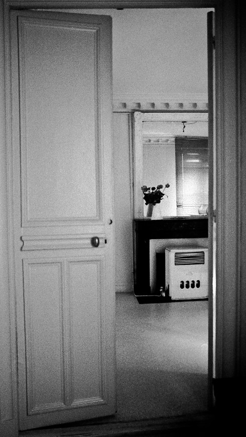 Apartment_Paris, France 1989