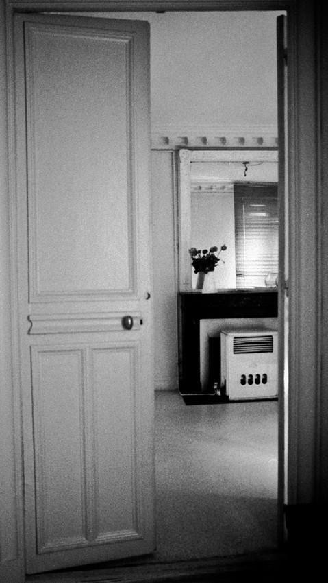 Apartment_Paris, France 1989