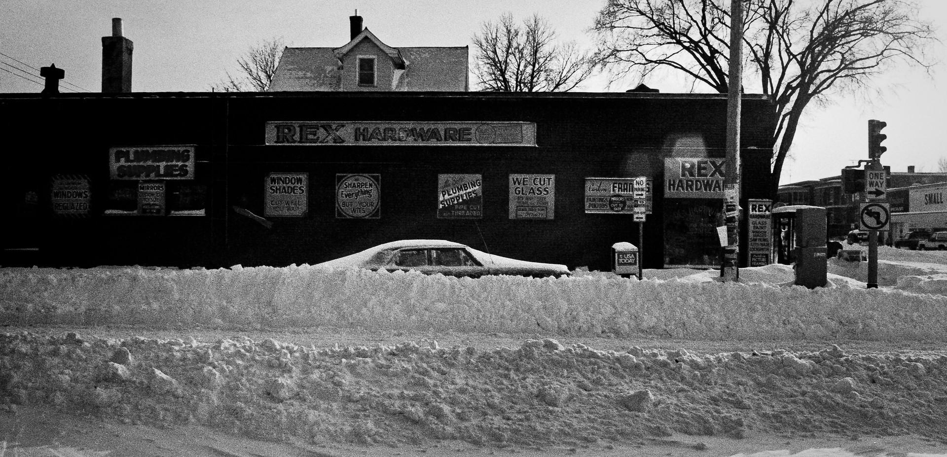 Minneapolis, USA 1981