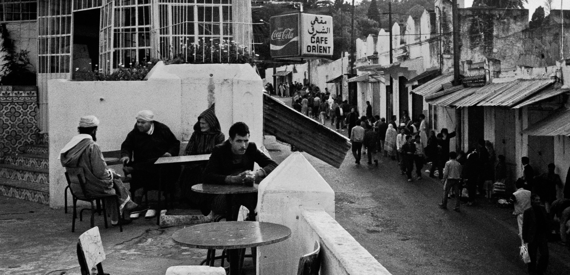 Tangier, Morocco 1986
