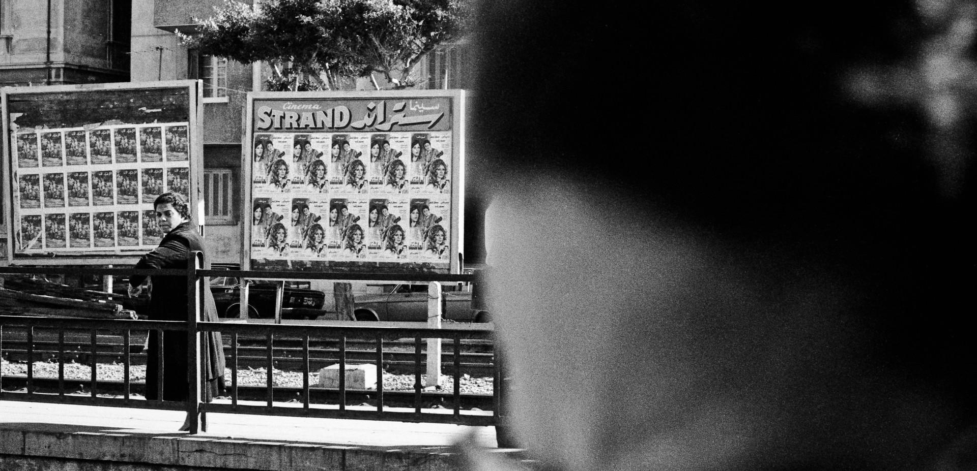 Alexandria, Egypt 1980
