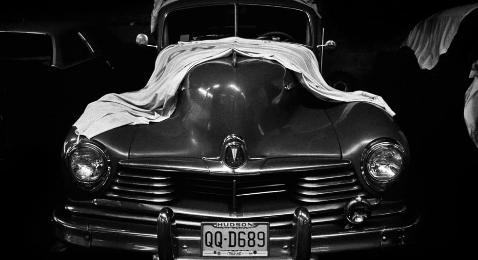 Vintage car 1_New York City, USA 1982