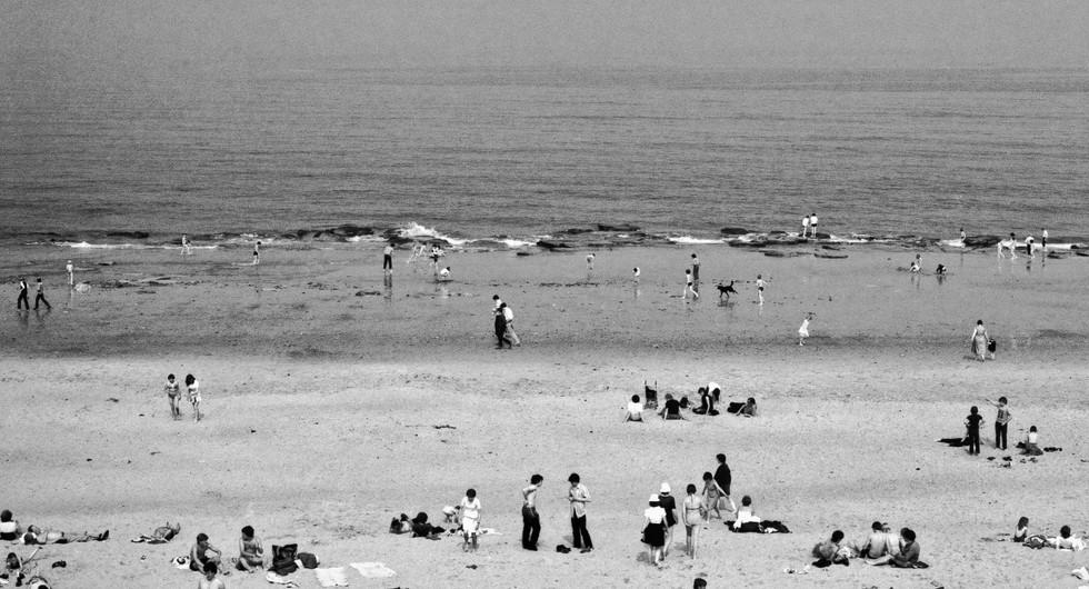 Whitley Bay, England 1983