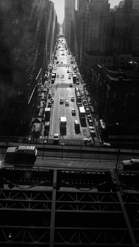 1st Avenue_New York City, USA 1982