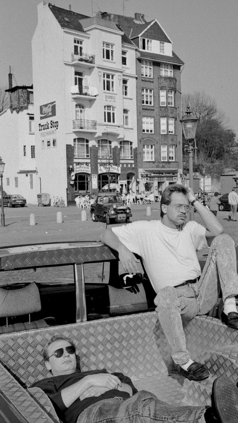 Hamburg, Germany 1985