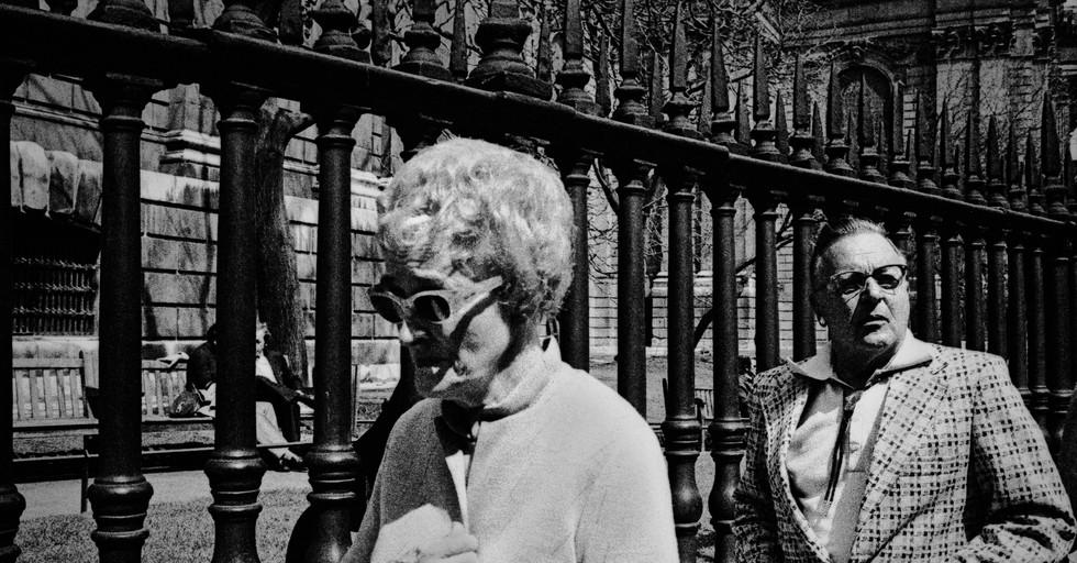 Americans_ London, England 1982