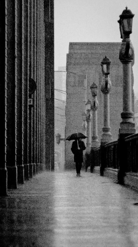 Newcastle-Upon-Tyne, England 1975