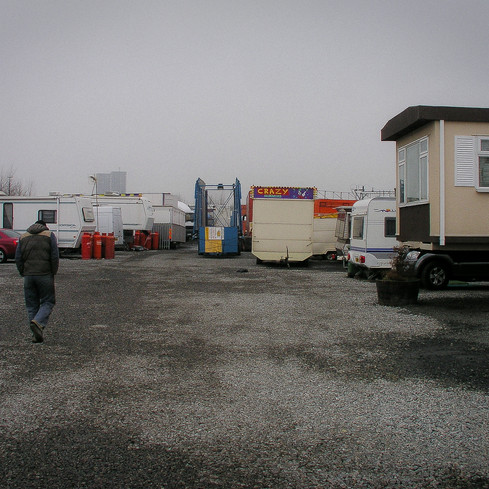 Travellers Yard_Glasgow, Scotland 2008