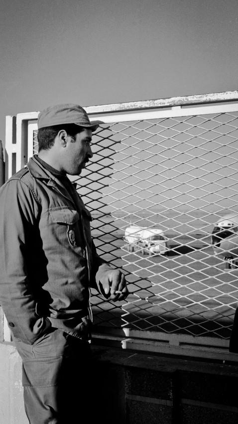Marrakesh Airport, Morocco 1986