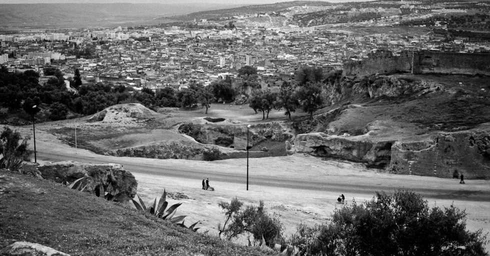 Medina_Fez, Morocco 1986