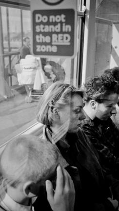 Tube_London, England 1991