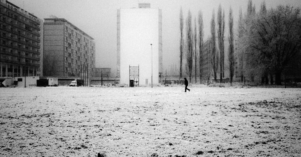 Frost_Strasbourg, France 1983