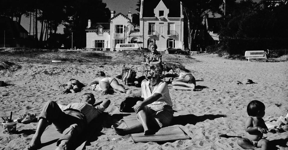 Family_Quimper, France 1982