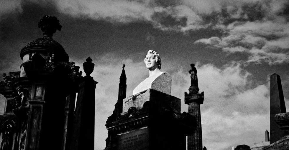 Necropolis_Glasgow, Scotland 1984