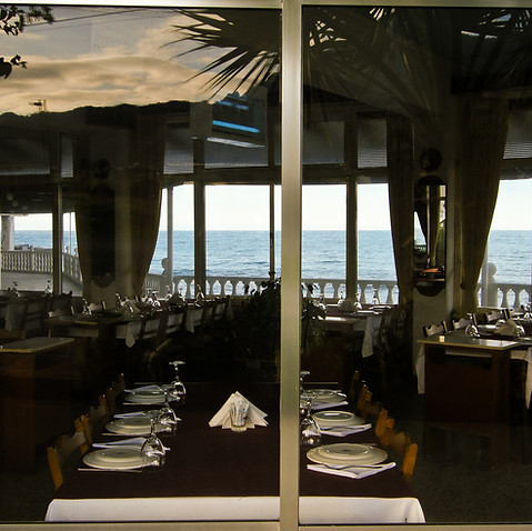 Restaurant_Northern Cyprus 2009