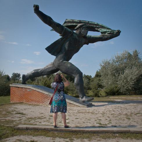 Communist Park_Budapest, Hungary 2010