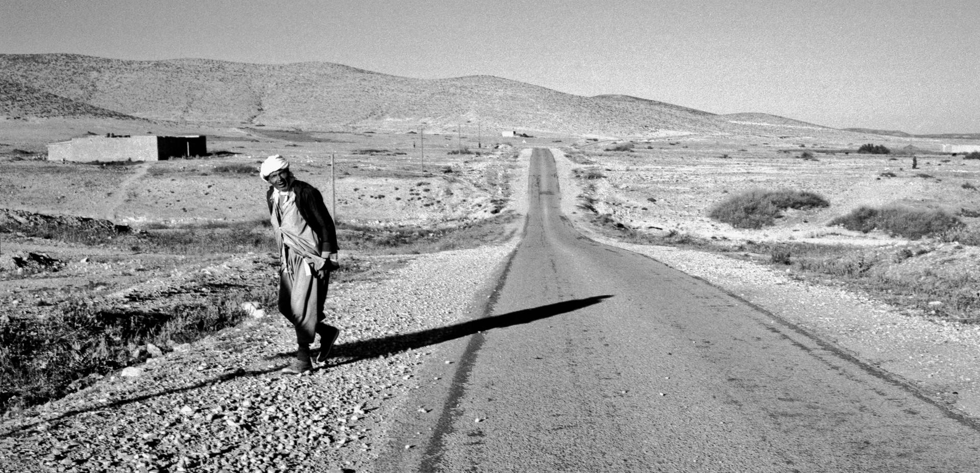 Near Oujda, Morocco 1986