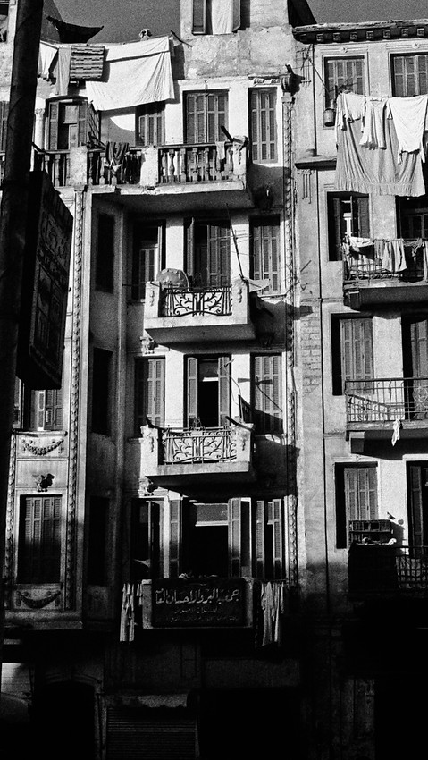 Apartments_Cairo, Egypt 1981