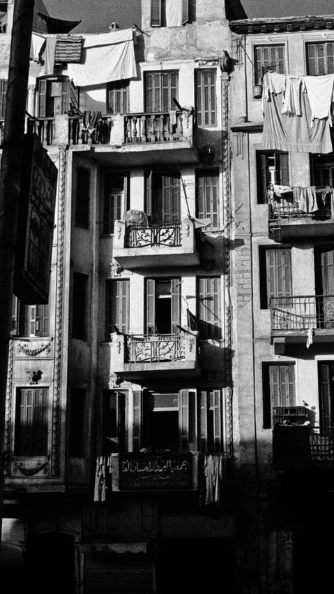 Apartments_Cairo, Egypt 1981