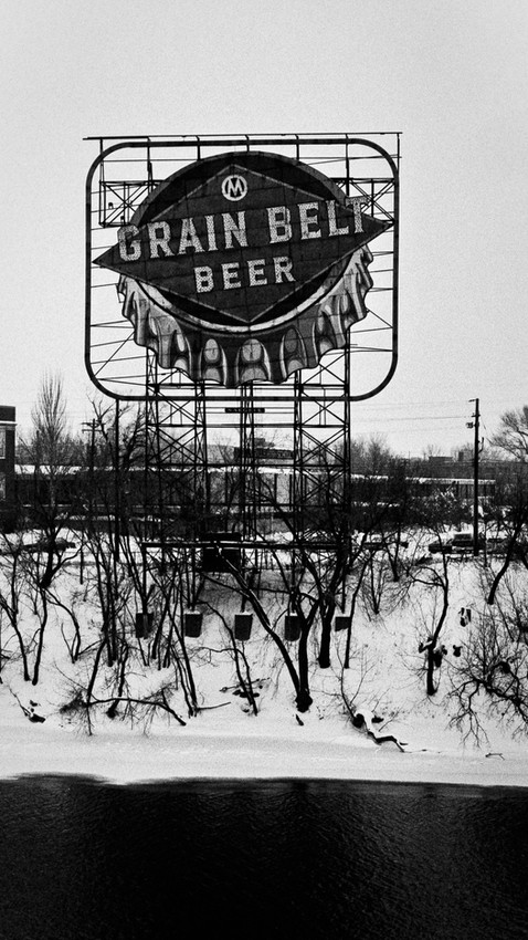 Signage_Minneapolis, USA 1981
