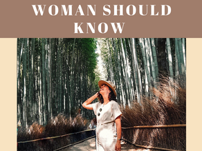 5 MUST Inspirational content every woman should know